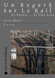 Exposition Rail 91 - Affiche Un Regard Sur Le Rail