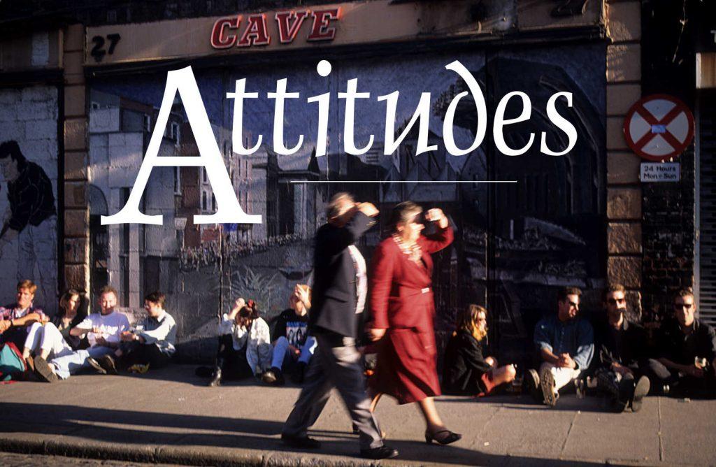Logo sujet Attitudes sur Escales.org