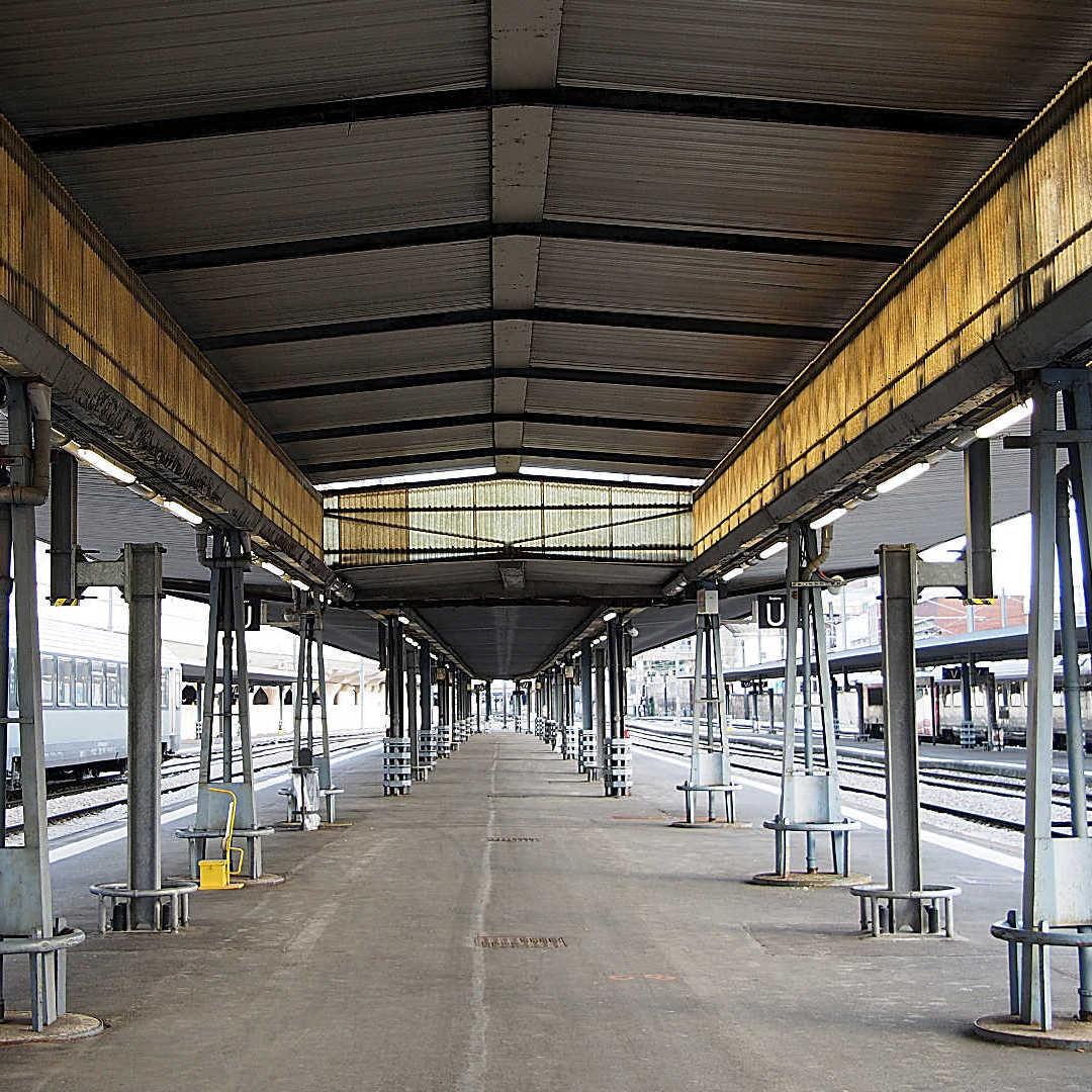 Un Regard Sur Le Rail - Un quai Gare d Austerlitz