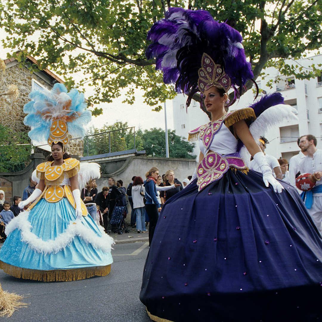 Fete des Vendanges 2005-Bagneux