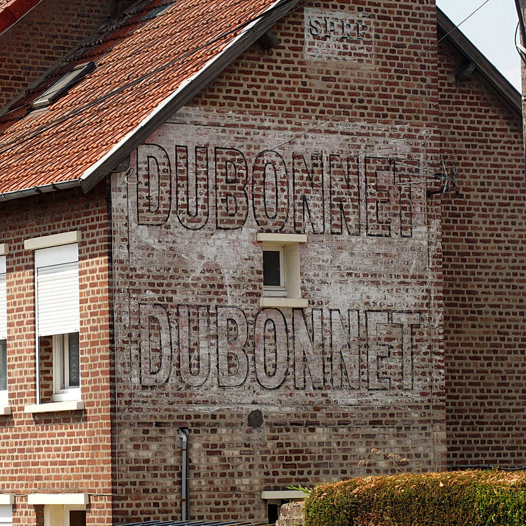 Publicités d' Antan: Dubonnet - Abbeville