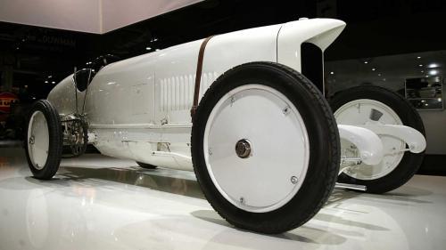 Ailes Et Chromes - Benz Blitzen 200ch